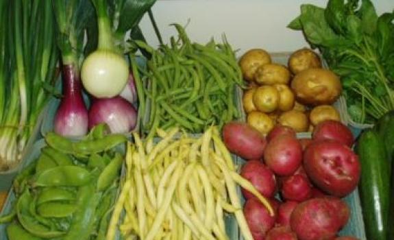 Patarimai apie daržoves