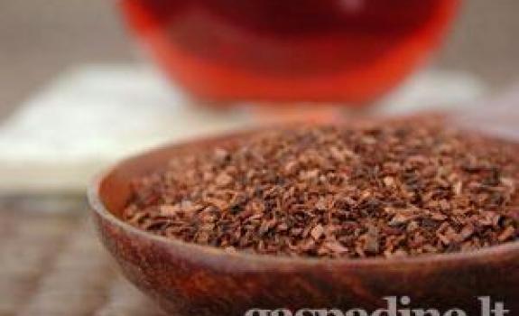 Ką verta žinoti apie raudonąją arbatą?