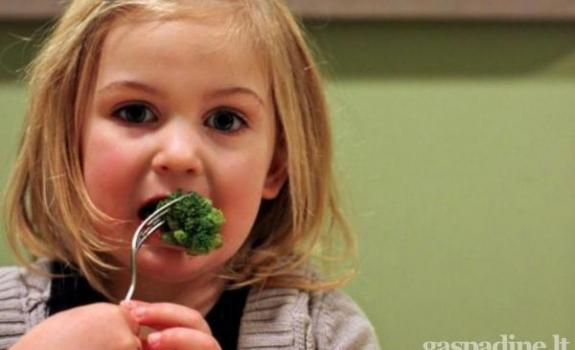 Penki produktai geresnei vaikų smegenų veiklai
