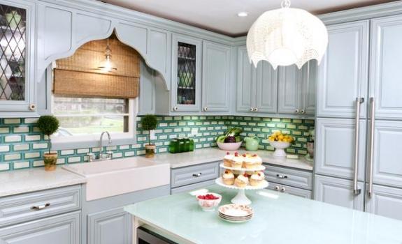 TOP 10 gražių ir originalių virtuvės interjerų