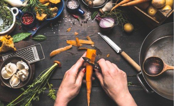 Maisto tinklaraštininkai jūsų virtuvėje! Trys patikrintų receptų knygos
