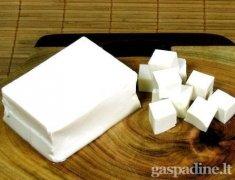 Sojų varškė (tofu)
