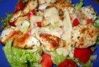 Šiltos salotos su naminiu padažu