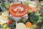 Orkaitėje kepta menkė citrinos sulčių padaže