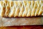 Keptas kumpio ir sūrio užkandis