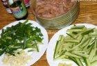 Kiniška vištiena su agurkais