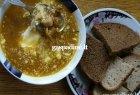 Šviežių grybų sriuba