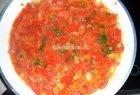 Makaronai su pomidorais ir baziliku