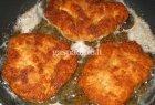 Vištienos kepsneliai su sviesto ir žalumynų įdaru