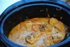 Vištienos, morkų ir bulvių troškinys