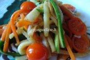 Daržovių spageti