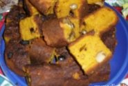 Justės morkų pyragas