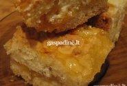 Pyragas su apelsinų džemu