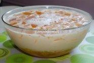 Apelsininis želė tortas