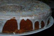 Šventinis morkų pyragas