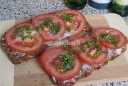 Sumuštinukai su pomidorais