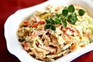 Vištienos salotos