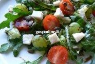 Gurmaniškos salotos