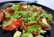 Skanios avokado salotos