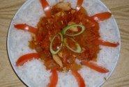 Vištienos krūtinėlė pomidorų padaže