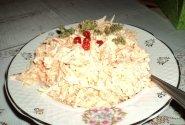 Ropinių kopūstų salotos