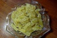 Arbūzų žievelių cukatai
