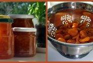 Džiovintų abrikosų uogienė