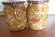 Grybai su svogūnais ir pomidorų padažu