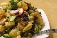 Šiltos rudens salotos