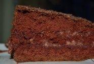 """Greitai pagaminamas tortas """"Juodasis princas"""""""
