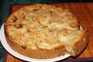 Paprastutis obuolių pyragaitis