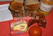 Medžioklio sumuštiniai