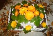 Biskvitinis tortas