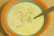 Vakarinė makaronų sriuba