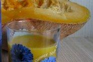 Moliūgų - apelsinų kokteilis
