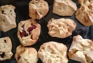 Sausainiai su kriaušėmis