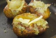 Bulvės ant žarijų
