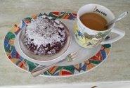 Šokoladinis pyragėlis per 3 minutes