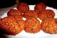 Šokoladiniai kokosiniai sausainiai