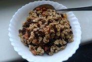 Sausi pusryčiai - granola