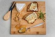 Švelnus duonos užkandis