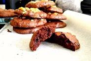 Traškūs – minkšti amerikietiški sausainiukai be sviesto!