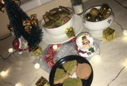 Kalėdiniai sviestiniai sausainiai