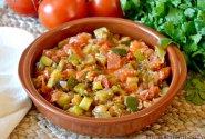 Ispaniškas daržovių troškinys