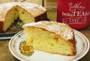 Greitai paruošiamas citrinų pyragas