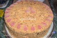 Naminis medaus tortas