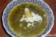 Rūgštynių sriuba žiemą