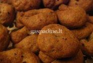 Anyžiniai sausainėliai Kūčių stalui