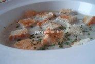 Trinta pievagrybių sriuba