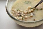 Perlinių kruopų sriuba